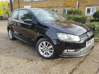 2015 Volkswagen Polo 1.2 TSI BlueMotion Tech SE DSG s/s 3dr