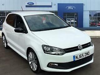2015 VOLKSWAGEN POLO 1.4 TSI ACT BlueGT 5dr Petrol Hatchback