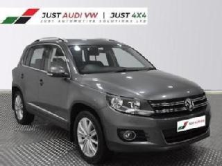2015 Volkswagen Tiguan 2.0 TDi BlueMotion Tech Match *4 MOTION & VW