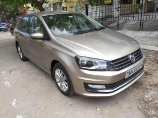 2015 Volkswagen Vento 2015 2019 1.2 TSI Highline AT for sale in Chennai D2353102
