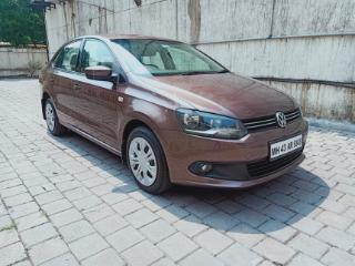 2015 Volkswagen Vento 2010 2013 Petrol Comfortline for sale in Thane D2338057