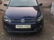 Blue 2015 Volkswagen Vento Highline Diesel 76,000 kms driven in Select Locality