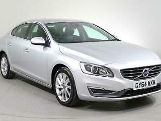 2015 Volvo S60 2.0 D3 SE Lux s/s 4dr Manual Saloon