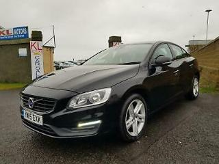 2015 Volvo S60 2.0 D4 Business Edition FULL SERVICE HISTORY