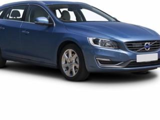 Volvo V60 D4 [190] R DESIGN Nav 5dr HALF LEATHER+SAT NAV Estate 2015, £7994