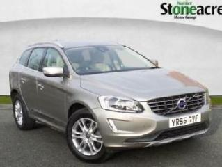 2015 Volvo XC60 2.0 D4 SE Lux SUV 5dr Diesel Geartronic 124 g/km, 190 bhp
