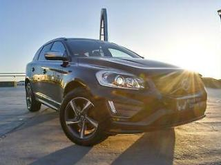 2015 Volvo XC60 2.4 D5 R Design Lux Nav Geartronic AWD s/s 5dr