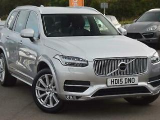 2015 Volvo XC90 2.0 D5 Inscription Geartronic 4WD s/s 5dr
