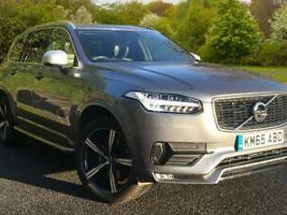2015 Volvo XC90 2.0 D5 R Design AWD AT Winter Automatic Diesel 4x4