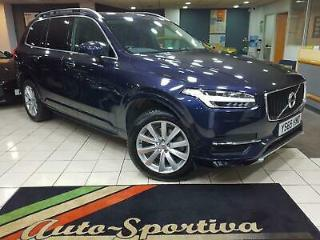 2015 Volvo XC90 2.0 T6 Momentum Geartronic 4WD s/s 5dr Petrol blue Automatic