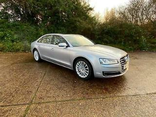 2016/16 Audi A8 3.0TDI 262ps LWB Tiptronic Quattro SE Executive £9700 Extras