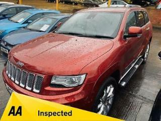 2016 02 JEEP GRAND CHEROKEE 3.0 V6 CRD SUMMIT 5D 247 BHP DIESEL