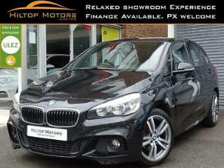 2016 16 BMW 2 SERIES 216D 1.5 M SPORT ACTIVE TOURER
