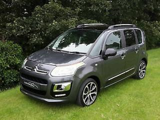 2016 '16' CITROEN C3 PICASSO 1.6 BLUEHDi [100] DIESEL PLATINUM IN SHARK GREY