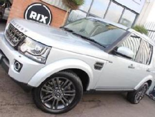 2016 16 LAND ROVER DISCOVERY 3.0 SDV6 GRAPHITE 5D AUTO 255 BHP DIESEL