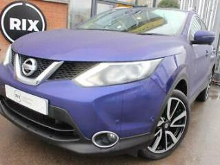 2016 16 NISSAN QASHQAI 1.5 DCI TEKNA 5D 1 OWNER 20 ROAD TAX PANORAMIC ROOF HEATE