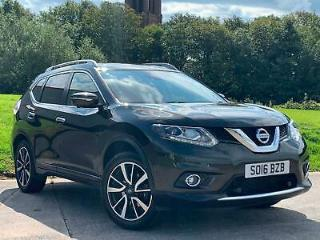 2016 16 Nissan X Trail 1.6dCi 130ps 7 Seat Tekna for sale in AYRSHIRE