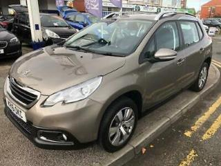 2016 16 PEUGEOT 2008 1.6 BLUE HDI S/S ACTIVE 5DR