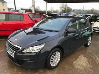 2016 16 Peugeot 308 1.6 BlueHDi 100 s/s Access 5dr, ZERO TAX, LOW MILES, DAB