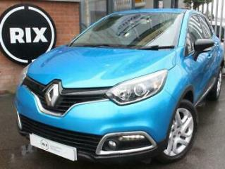 2016 16 RENAULT CAPTUR 1.5 DYNAMIQUE NAV DCI 5D 2 OWNER CAR 0 ROAD TAX SATNAV CR