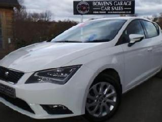 2016 16 SEAT LEON 1.2 TSI SE TECHNOLOGY 5D 1 OWNER £30 TAX FULL S/HISTORY