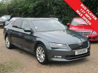 2016 16 SKODA SUPERB 1.4 SE L EXECUTIVE TSI DSG 5D AUTO 148 BHP