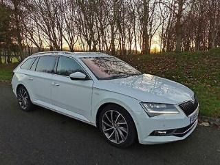 2016 16 SKODA SUPERB 2.0 TDi 150 SCR LAURIN AND KLEMENT ONE OWNER TOP SPEC