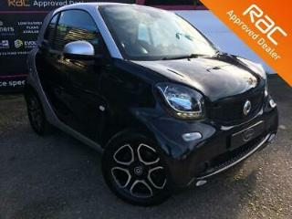 2016 16 SMART FORTWO 1.0 PRIME 2D AUTO 71 BHP LOW WARRANTED MILEAGE