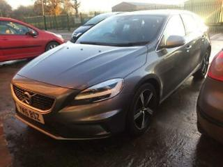2016 16 VOLVO V40 2.0 D2 R DESIGN 5D 118 BHP SAT NAV LEATHER DIESEL