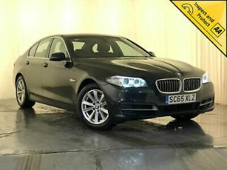 2016 65 BMW 520D SE HEATED LEATHER SEATS SAT NAV 1 OWNER SERVICE HISTORY