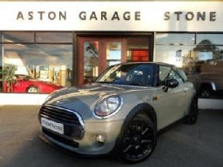 2016 65 MINI COOPER 1.5 COOPER 3DR PEPPER PACK *PANORAMIC ROOF * LEATHER
