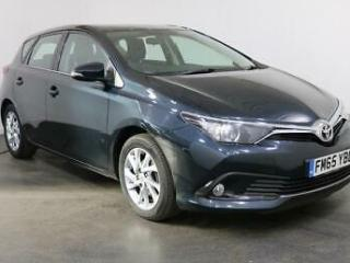 2016 65 TOYOTA AURIS 1.6 D 4D BUSINESS EDITION 5D 110 BHP SAT NAV HEATED SEATS B