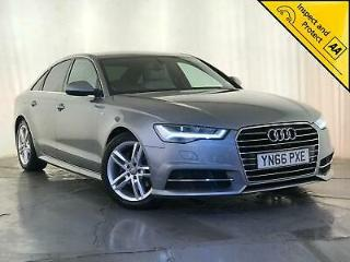 2016 66 AUDI A6 S LINE ULTRA AUTO DIESEL £20 ROAD TAX 1 OWNER SERVICE HISTORY