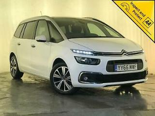 2016 66 CITROEN C4 GRAND PICASSO FLAIR BLUEHDI PAN ROOF 1 OWNER SVC HISTORY