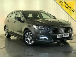 2016 66 FORD MONDEO ECONETIC TDCI ESTATE SAT NAV DIESEL 1 OWNER SERVICE HISTORY