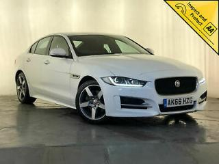 2016 66 JAGUAR XE R SPORT AUTO LEATHER HEATED SEATS 1 OWNER SERVICE HISTORY