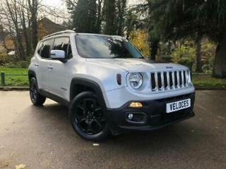 2016 66 JEEP RENEGADE 1.4 LIMITED 5D 138 BHP