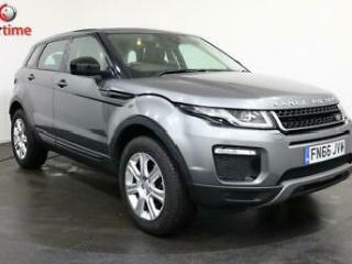 2016 66 LAND ROVER RANGE ROVER EVOQUE 2.0 ED4 SE TECH 5D 148 BHP SAT NAV HEATED