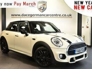 2016 66 MINI HATCH COOPER 1.5 COOPER 5DR 134 BHP