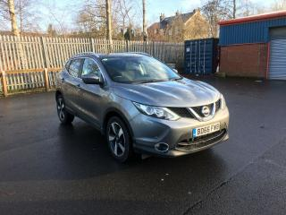 2016 '66' NISSAN QASHQAI 1.5 DCI N CONNECTA WITH MANY EXTRAS