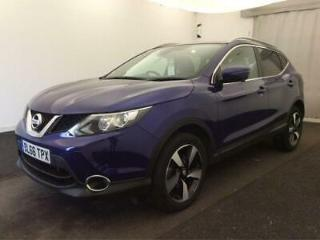2016 66 NISSAN QASHQAI 1.5 N VISION DCI 5D 2 OWNERS 0 ROAD TAX PANORAMIC ROOF 18