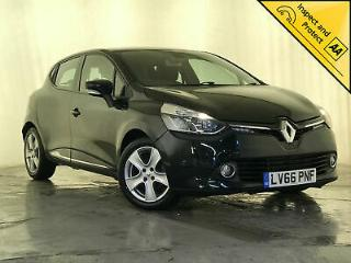 2016 66 RENAULT CLIO DYNAMIQUE NAV CRUISE CONTROL 1 OWNER SERVICE HISTORY