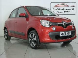 2016 66 RENAULT TWINGO 1.0 SCE PLAY 5DR