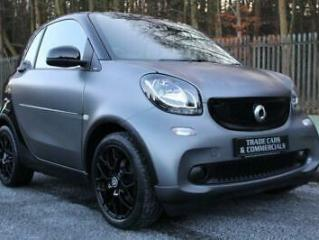 2016 66 SMART FORTWO 1.0 PRIME SPORT 2D 71 BHP