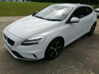 2016 66 VOLVO V40 2.0 T2 R DESIGN 5D 120 BHP ONE OWNER LEATHER LOW MILEAGE