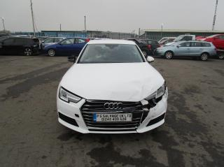 2016 AUDI A4 SE ULTRA 2.0 TDI DIESEL 6 SPEED MANUAL DAMAGED REPAIRABLE SALVAGE