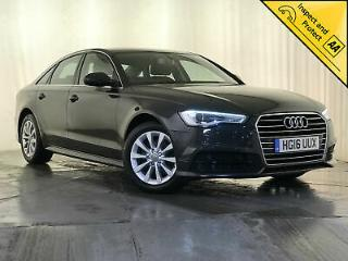 2016 AUDI A6 SE EXECUTIVE TDI ULTRA £30 ROAD TAX HEATED SEATS SERVICE HISTORY