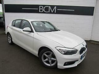 2016 BMW 1 Series 1.5 116d ED Plus s/s 5dr Diesel multi colour Manual