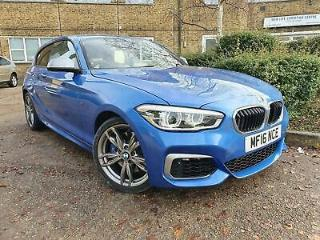 2016 BMW 1 Series 3.0 M135i s/s 3dr