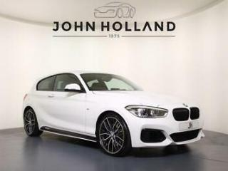 2016 BMW 1 Series 3.0 M140i Auto s/s 3dr Petrol white Automatic